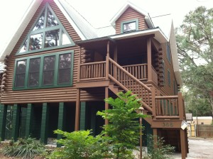 Log Home Remodeling Orlando